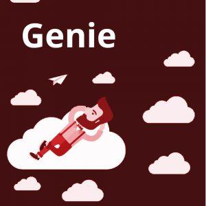Ein Genie fällt nicht vom Himmel
